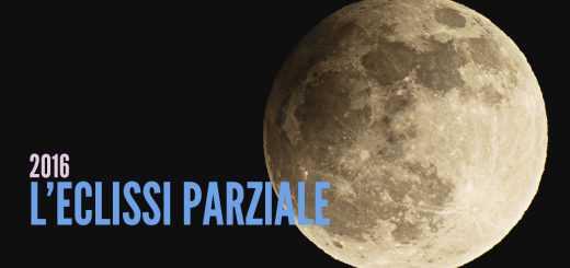 Eclissi Parziale di Luna del 2016 - Blue Journey