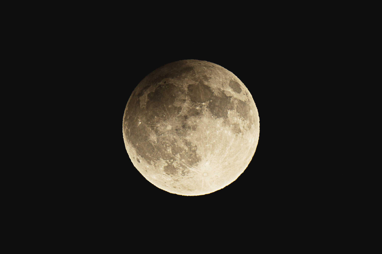 Eclissi Parziale di Luna del 2016