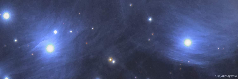 m45 pleiadi dettagli maia merope