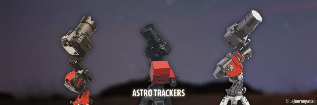 Blue Journey - Astrotrackers