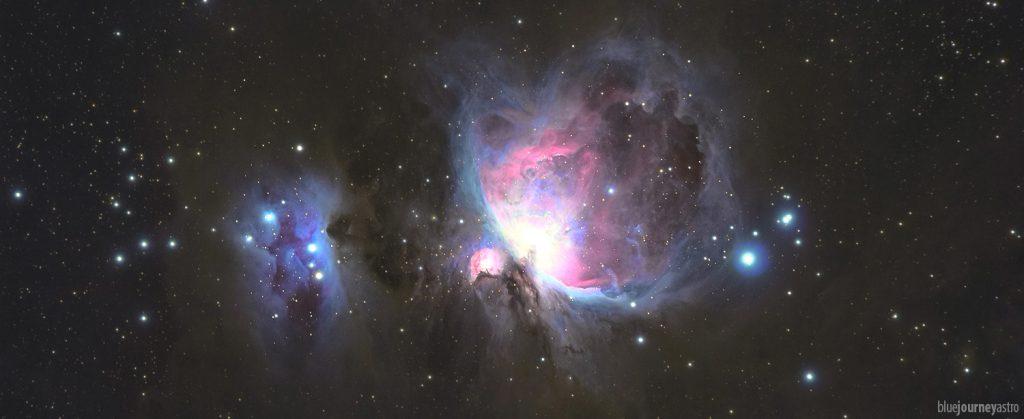M42, La Nebulosa di Orione